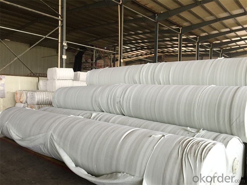 PP Woven Geotextile for Road Construction Project