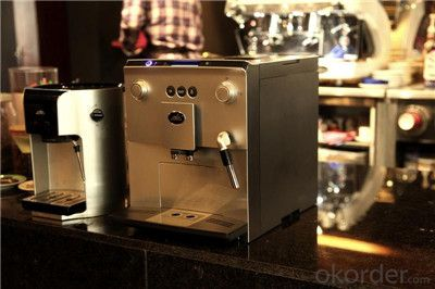 Coffee Espresso Machine Fully Automatic  Machine with CE Approved  in China