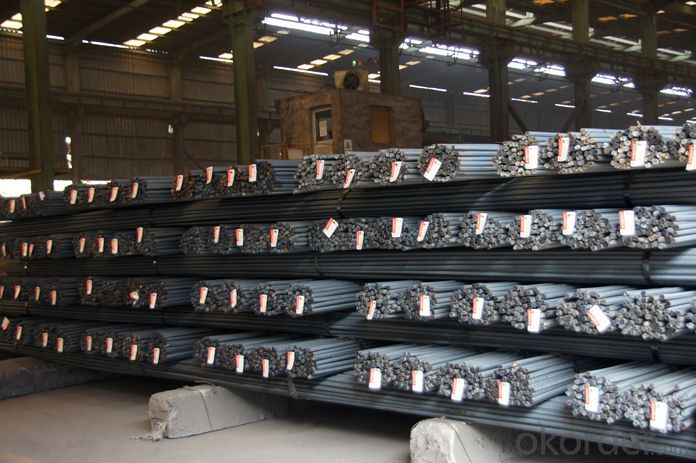 Hot Rolled Rebars with High Quality and Best Price