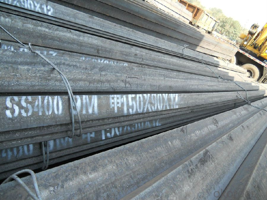 High Quality Hot Rolled Carbon Steel Angle