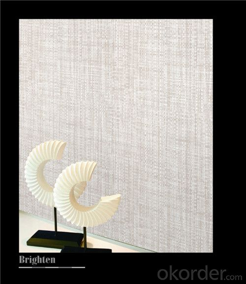 Fabric Backed Wallcovering Italian Style Heavy PVC Vinyl Deep Emboss Wallcovering