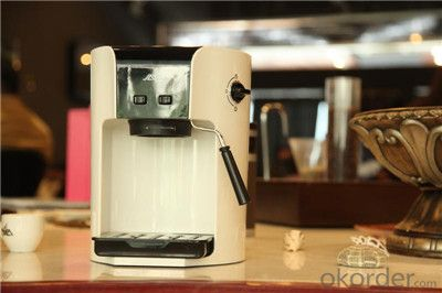 Automatic Coffee Machine Supplied by Manufacture