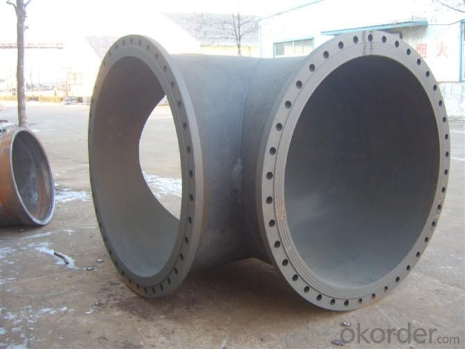 Ductile Iron Pipe ISO2531:1998  DN400 K9