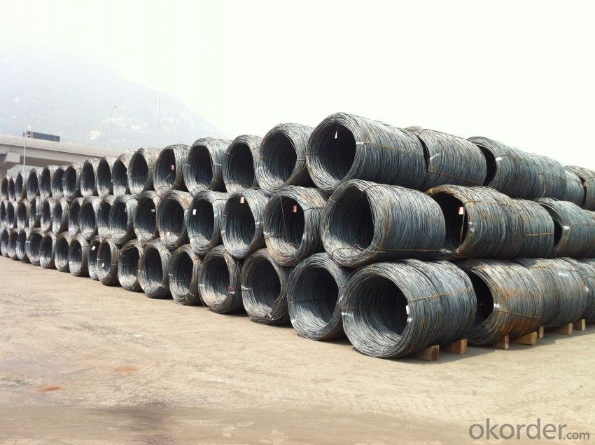 Hot Rolled Steel Wire Rods with Best Quality and Price