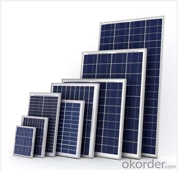 High Efficiency Poly/Mono Solar Module ICE-24