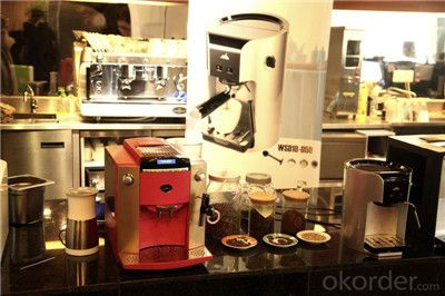 Semi Automatic Coffee Espresso supplied from China