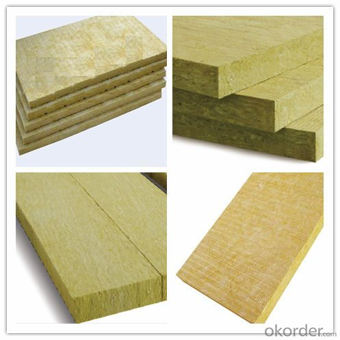 Rock Wool Blanket and Board with Quality