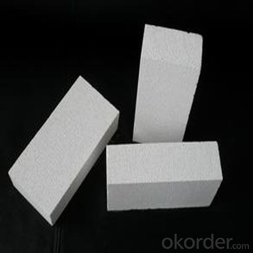 Thermal Insulation lightweight Refractory Silica Insulating Fire Brick