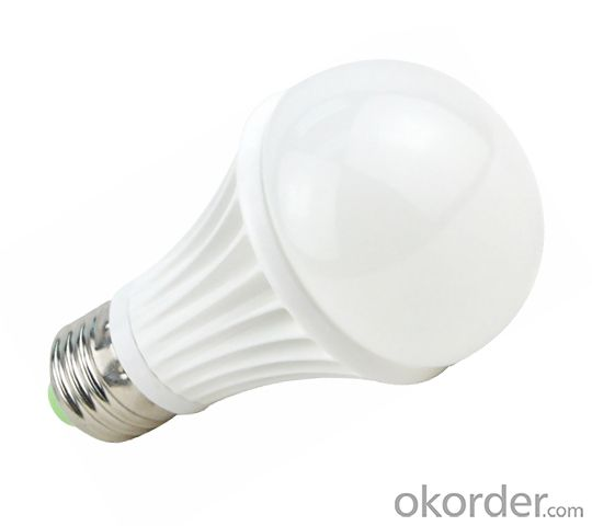 Replace 40W Incandescent Light CE Certification 6W E27 Led Bulb