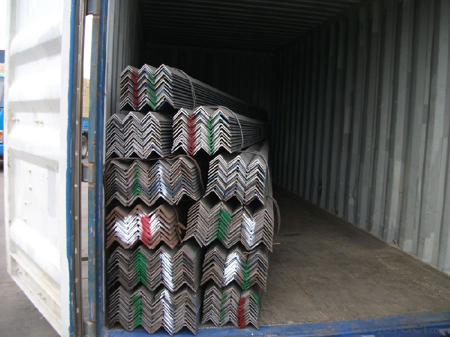 Prime Hot Rolled Angle Steel For Steel Structure