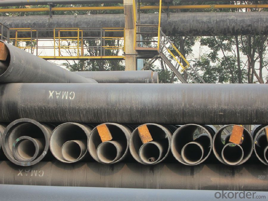 Ductile Iron Pipe ISO2531:1998  DN800 Class K9