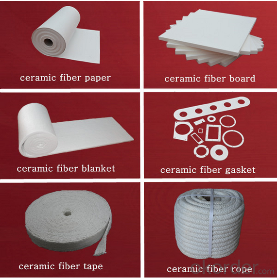Ceramic Cotton Fiber Paper For Furnace CT Pure