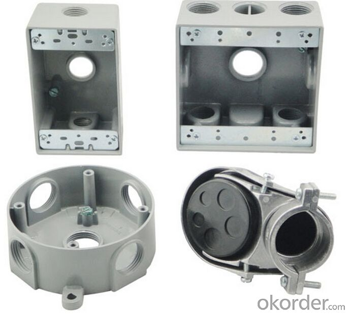 Zamak Die Casting with ISO Certificated and High Quality