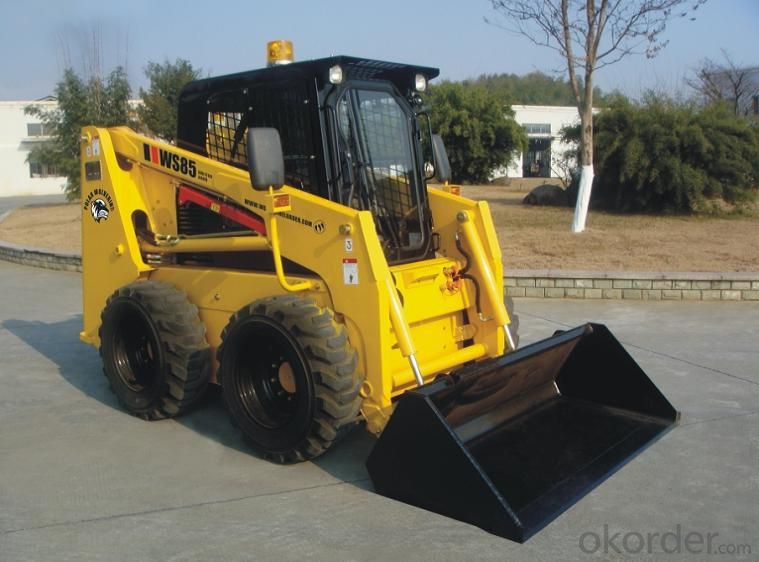 Backhoe Wheel Loader (XT870) with CE, ISO Certificate