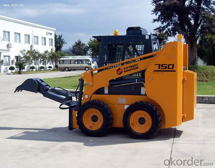 Skid Steer Loader High Cost Performance
