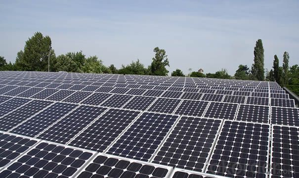 Monocrystalline Silicon Solar Module 235-265W