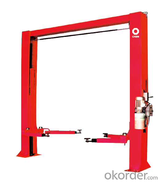 Car lift-automotive service equipment-two post lift