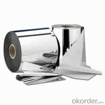 Household Foil or Kitchen Foil Using Aluminium
