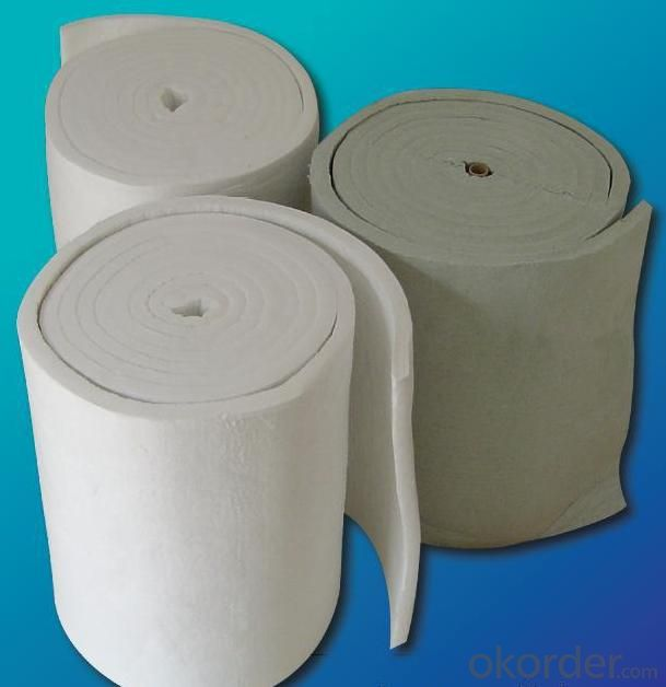 REFRACTORY MATERIAL Ceramic Fibre Blanket for Fireplace
