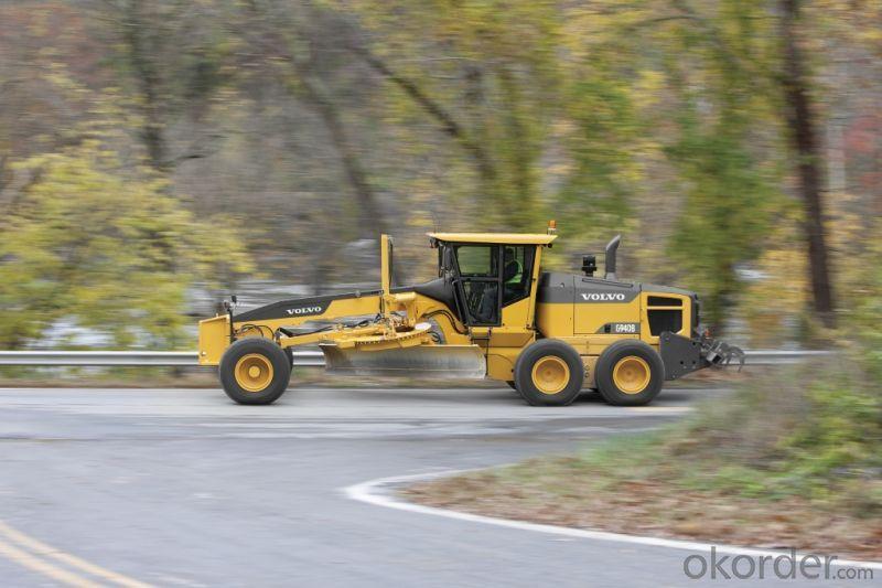 Motor Grader Gr100 7 Ton, Graders