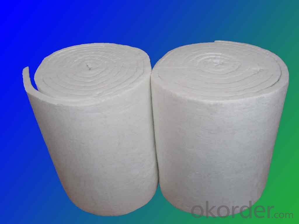1100 Thermal Ceramic Fiber Blanket with ISO Certificate