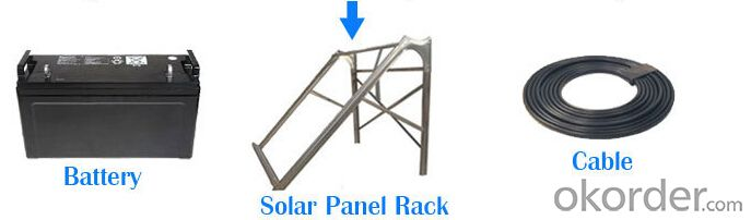Solar Home System Small Solar System-500W