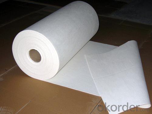 607 HT Refractory Ceramic Fibre Blanket for Fireplace