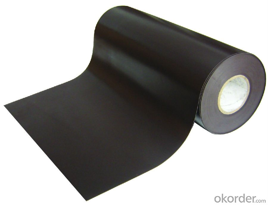 EPDM Waterproof Rubber Membrane for Roofing Field