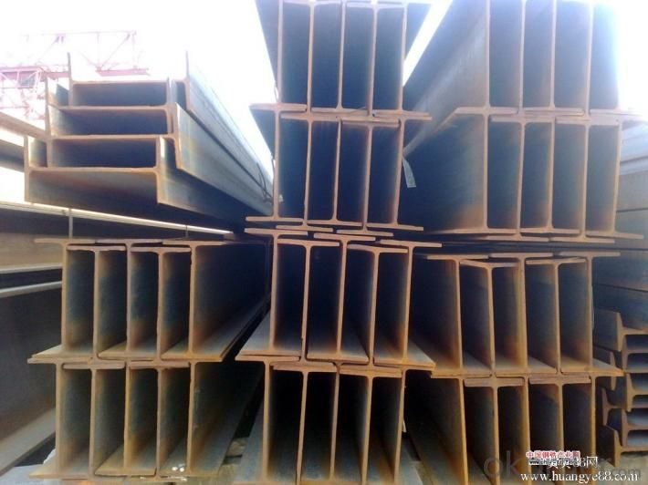JIS 3192  Hot Rolled Structural Steel H Beam