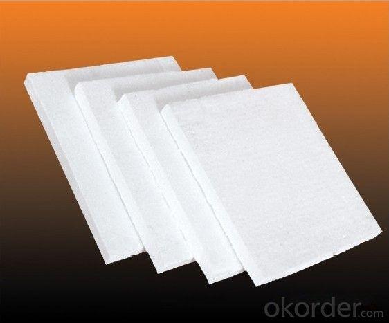 Refractory Material High Temperature Fiber Ceramic Rigid Board