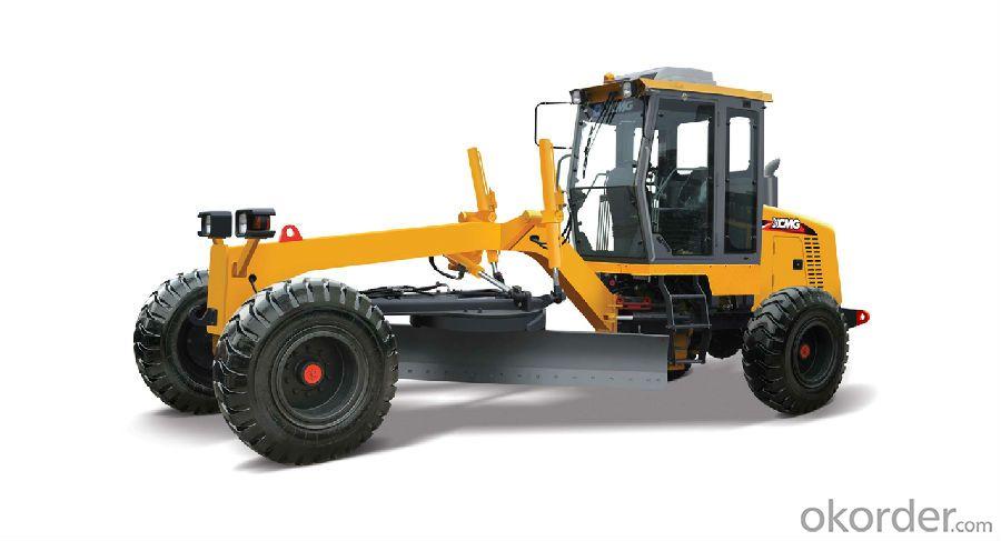 Motor Grader 215HP   for Gr215