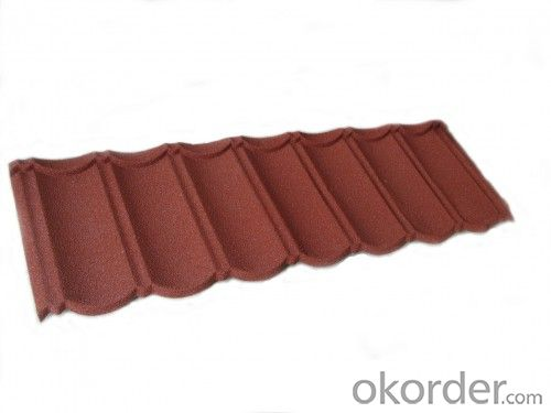 Metal Colorful Roof Tile for Construction