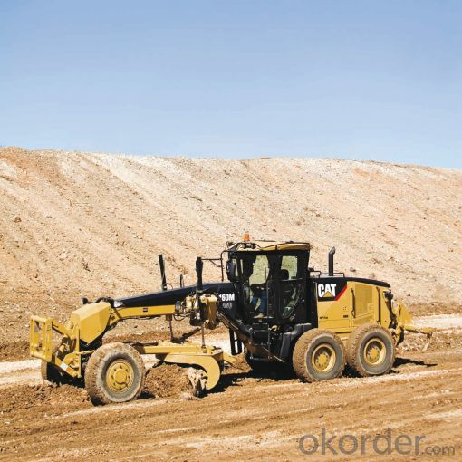 Motor Grader Used Cat Wheel  with Good Working Condition (140H)