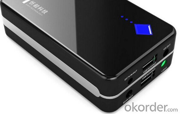 Battery Charger High Quality Dual USB Custom UPS 11000mah