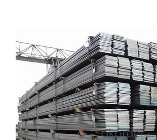 Galvanized Flat Bar of Q235 with Leigth 6M/12M