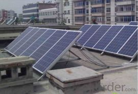 Polycrystalline Solar Modules Made in China for exporting