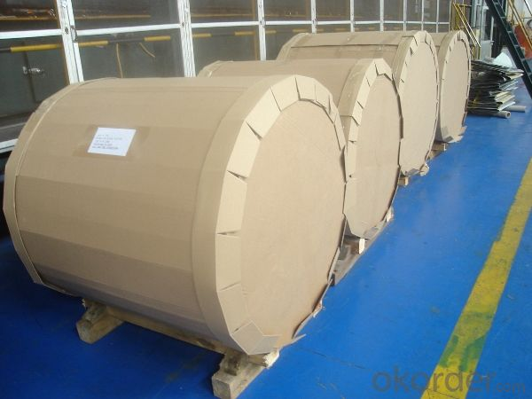Epoxy Coated Aluminum Foils Used for Insulated Ducts