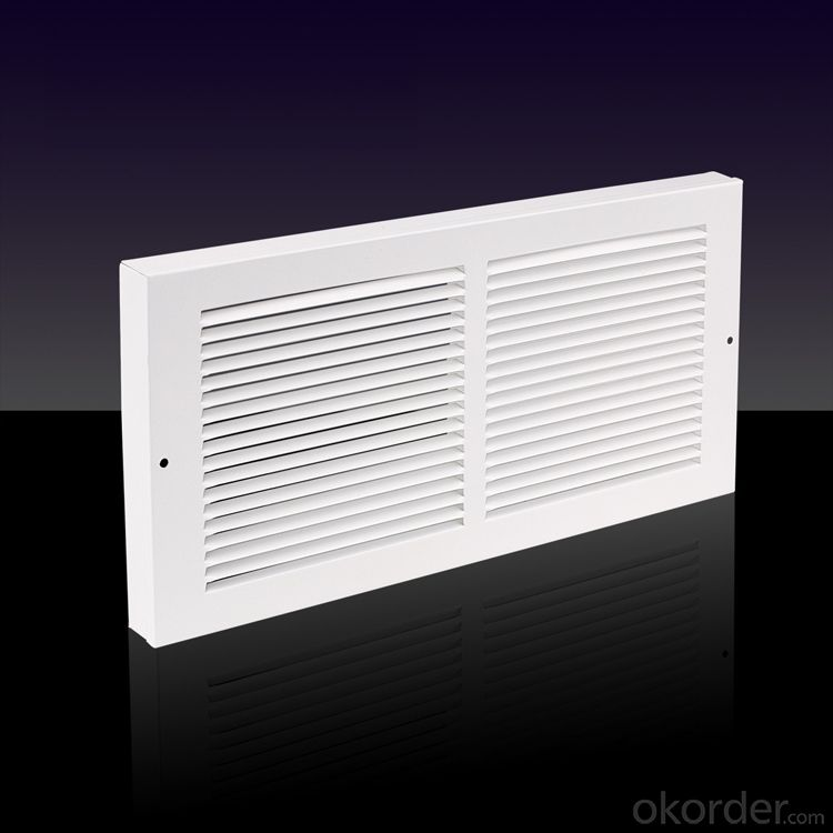 linear air diffusers made in china supplying
