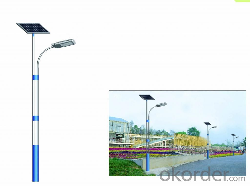 Solar solar street light environmental friendly, cost saving, l9