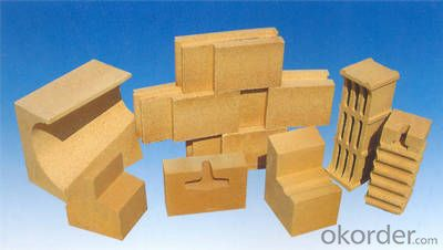 Manufacture Good Corrosion Resistance Heat Resistant Refractory Brick