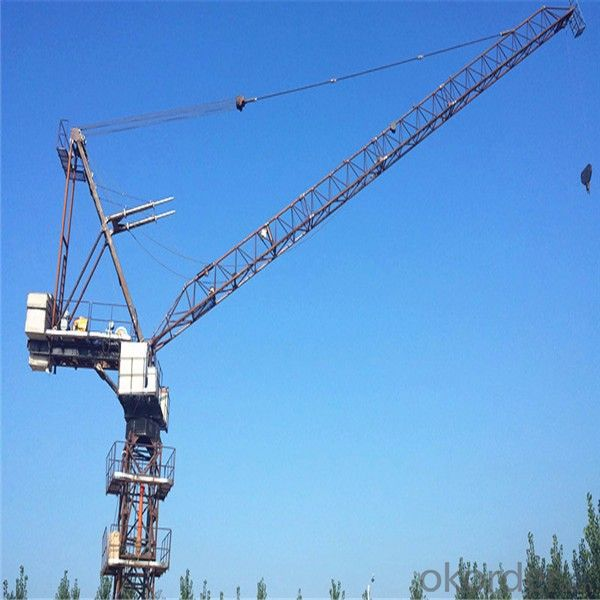 Tower Crane for Sale,Tower Crane Price Luffing Jib Tower Crane with CE QTD250
