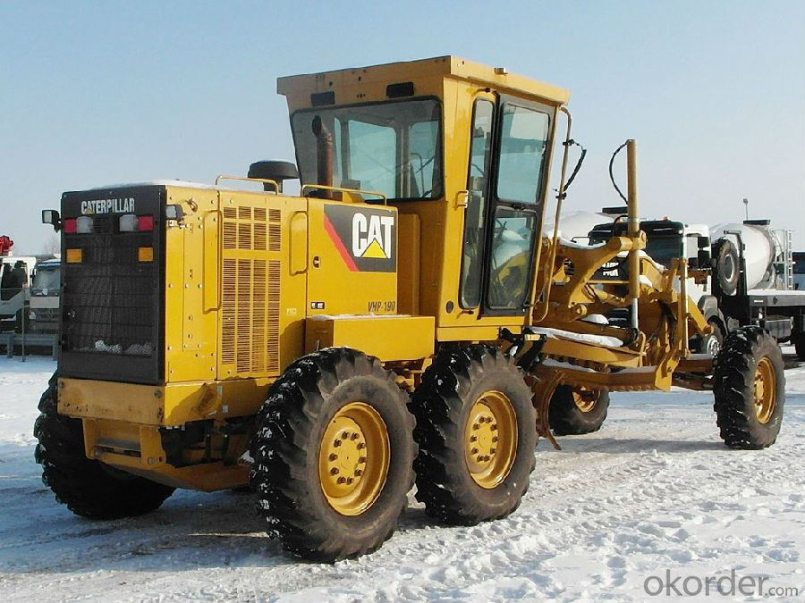 Motor Grader with Cummins Engine (from 135HP to 300HP)