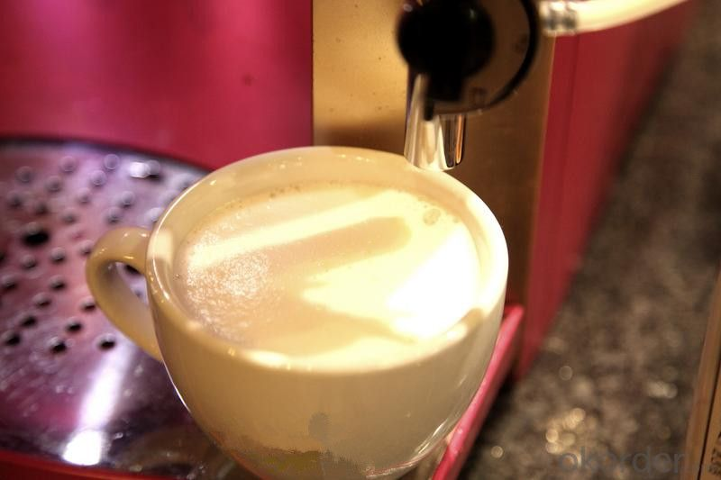Fully Automatic Electric Milk Frother for Cappuccino Latte