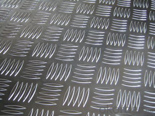 Embossed Aluminum Sheet 1050 3003 1100 Corrosion Resistance Aluminum Checker Plate Price