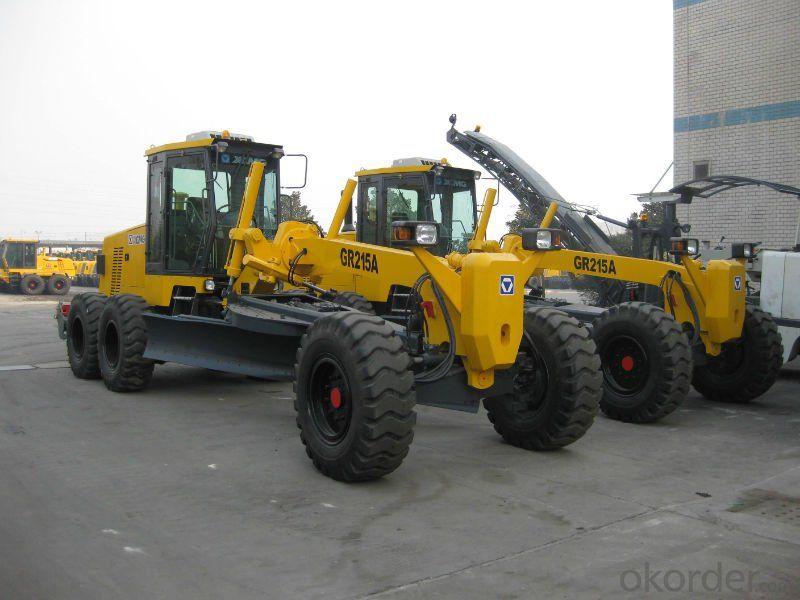 Motor Grader 128 /175 (kw/HP) (XG31651)