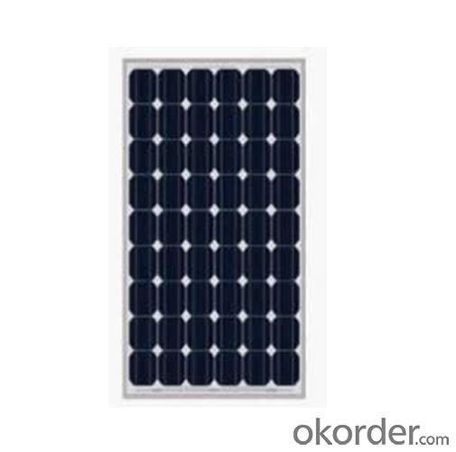 Monocrystalline solar panel HSPV125Wp-135-54M