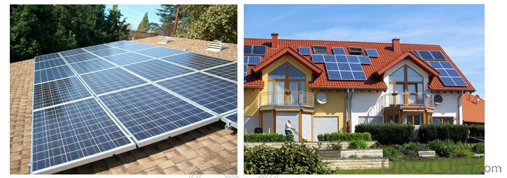 CNBM Solar Home System Roof System Capacity-10W