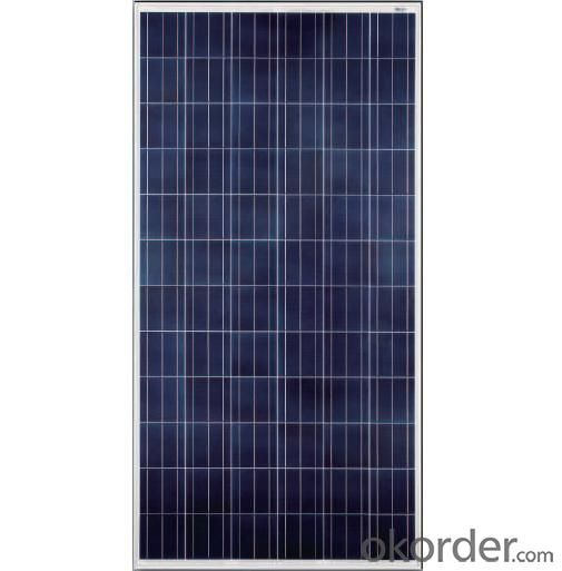 Polycrystal Solar Panel HSPV270WP-156-72P