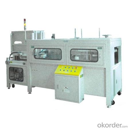 Automatic Box Opening Machine for Packaging