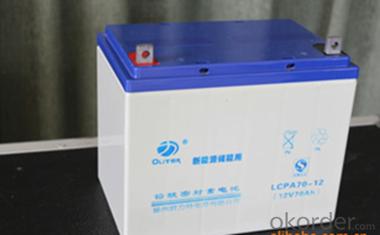 Energy Storage Lead-acid Batteries LCPA series